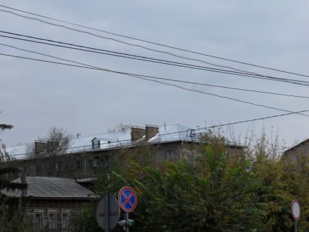 Чехова 46 капитальный ремонт кровли